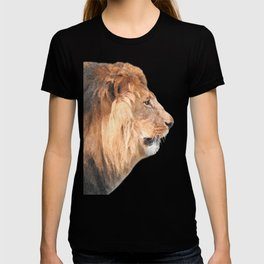 Lion Profile T-shirt