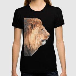 Lion Profile T-shirt