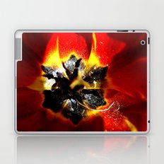 Red Tulip Laptop & iPad Skin