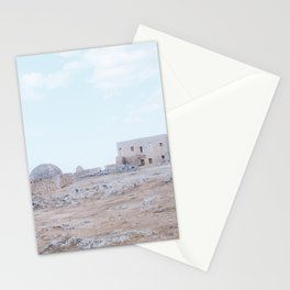 Ruin on the hill Stationery Cards