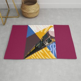 Travel South for Winter Sunshine Rug