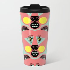 Grizzly Bear Necessities Metal Travel Mug
