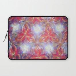 Kaleidoscope flower Laptop Sleeve