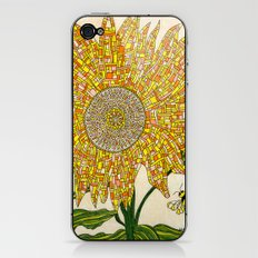 Georgia Sunflower iPhone & iPod Skin