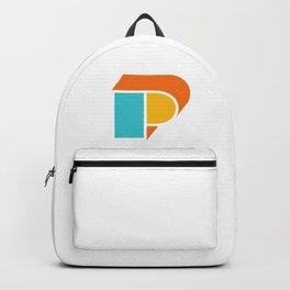 Letter P Backpack