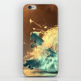 Mana tide iPhone Skin