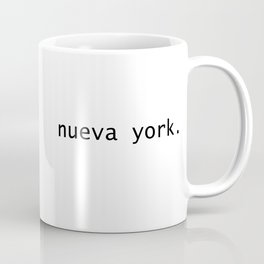 nueva york Coffee Mug