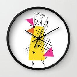 CHIC! SATURDAY NIGHT DIVA Wall Clock