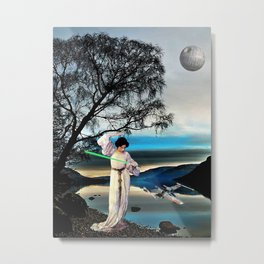 Another Skywalker - Princess Leia, Starwars Metal Print