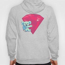 Koala Bear Underwear Hoody