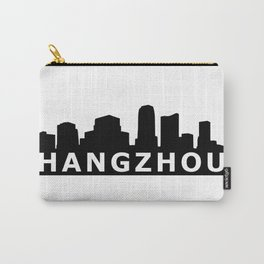 Hangzhou Skyline Carry-All Pouch