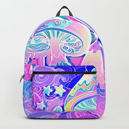 Magic Mushrooms Backpack