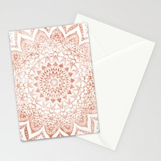 MANDALA SAVANAH Stationery Cards