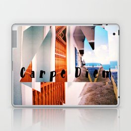 Carpe Diem in Puerto Rico Laptop & iPad Skin