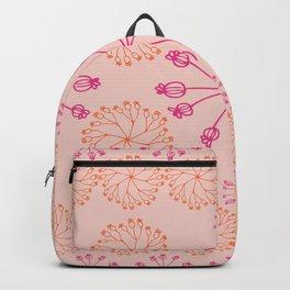 Pinwheel Blush Backpack
