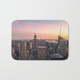 NEW YORK CITY 17 Bath Mat