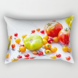Tennessee Tomatoes 2 Rectangular Pillow