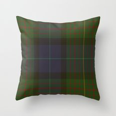 Tartan Texture (2) Throw Pillow