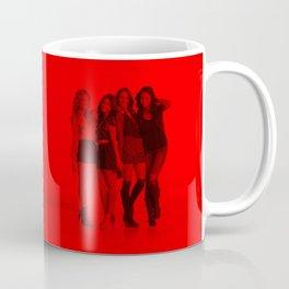 Preetty Little Liars - Celebrity (Florescent Color Technique) Coffee Mug