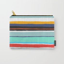 Pop Dot Line Carry-All Pouch