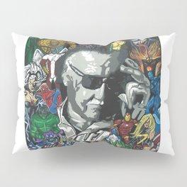 Stan Lee Pillow Sham