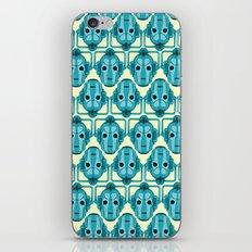 Doctor Who: Cybermen Pattern iPhone & iPod Skin