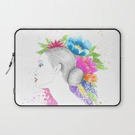 Tropical Queen Laptop Sleeve