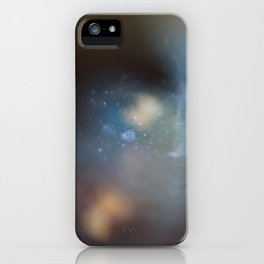 into the world of light iPhone Case