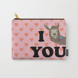 I llama you Carry-All Pouch