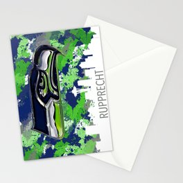 RUPPRECHT SEATTLE NFL Stationery Cards