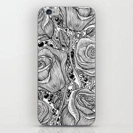 Floraldesign #004 iPhone Skin