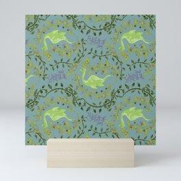 Nessie-Nightshade Mini Art Print