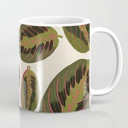 Maranta leaves Coffee Mug