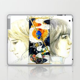 Brothers of the Magical Sapphire Laptop & iPad Skin