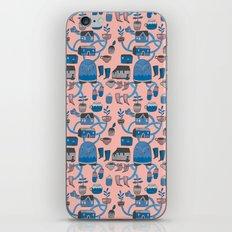 Pattern Project #17 / Bird Life iPhone & iPod Skin