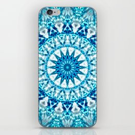 Visuddha - The Chakra Collection iPhone Skin