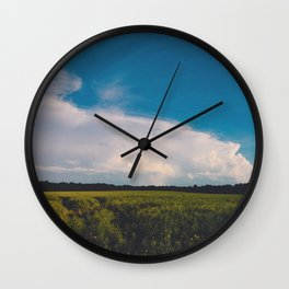 When We Were Young Wall Clock