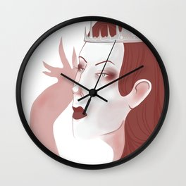 lethargy Wall Clock
