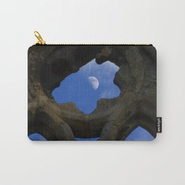 Penned in like a moon between arches Carry-All Pouch