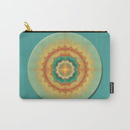 Happyness - Mandala Carry-All Pouch