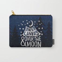 Under Canvas Carry-All Pouch