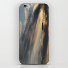 Sunset Over Lake Michigan iPhone & iPod Skin