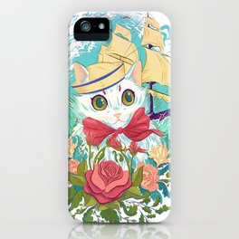 Sailor Kitty iPhone Case