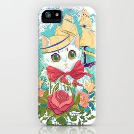 Sailor Kitty iPhone Case