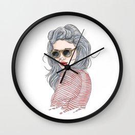 Spicy women Wall Clock
