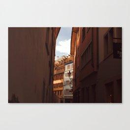 Zurich V Canvas Print