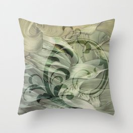 Goddess at Dawn Throw Pillow
