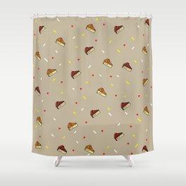 Sweet Friends Shower Curtain
