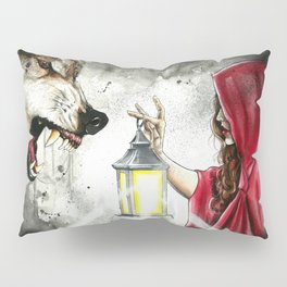 Face your fears Pillow Sham