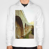 hollywood Hoodies featuring Hollywood Reservoir by Kim Ramage